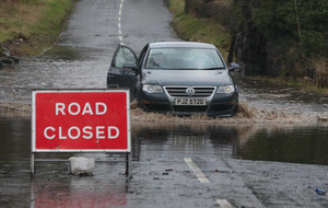 Storm Frank: NI hit by floods, transport disruption and power cuts