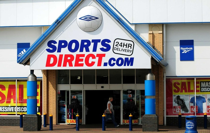Sports Direct commit to paying all staff more than minimum wage