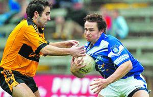 Seanie Johnston expected to miss Cavan's Crossmaglen opener against Armagh