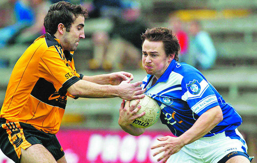 Johnston to miss Cavan's opener against Armagh
