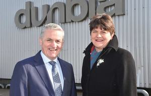 Dunbia set to be north's next billion-pound company