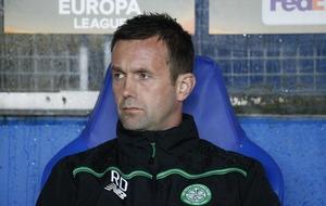 Celtic boss Ronny Deila looks forward after 'good Christmas'