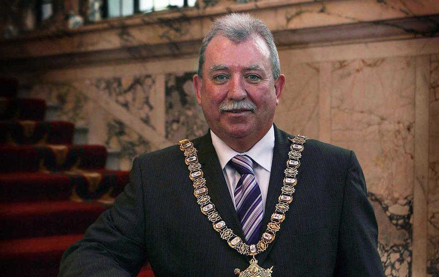 Former SDLP Belfast mayor and internee defends MBE award