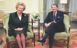 Ronald Reagan's private reaction to Brighton bomb